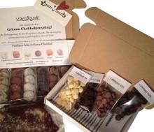 Chokladprovning hemma, presentkort